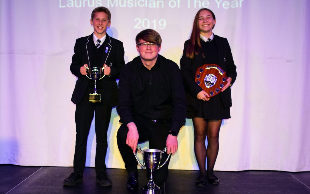 Students hit high note at Trust Musician Of The Year finale