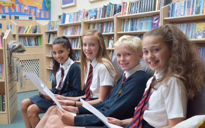 Gorsey Bank Primary celebrates exceptional SATs results