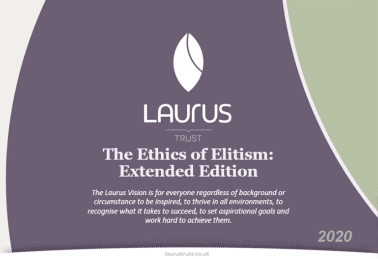 The Laurus Trust Research Review