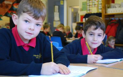 Gorsey Bank in the top 4% of country's primary schools