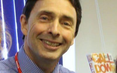 Matt Dickinson launches creative writing competition